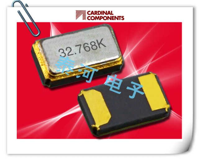 Cardinal晶振,贴片晶振,CPS晶振,高稳定性音叉晶体