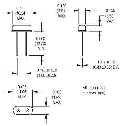 MTRONPTI晶振,石英晶振,ATS-49晶振,49S直插晶体