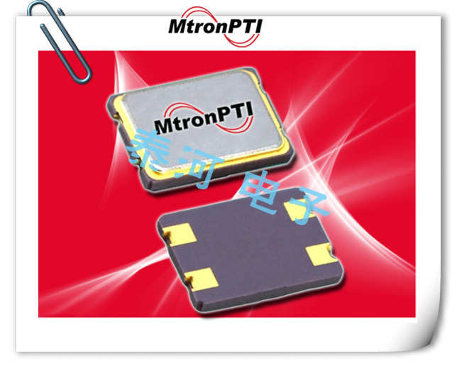 MTRONPTI晶振,贴片晶振,PM晶振,7050表贴晶体