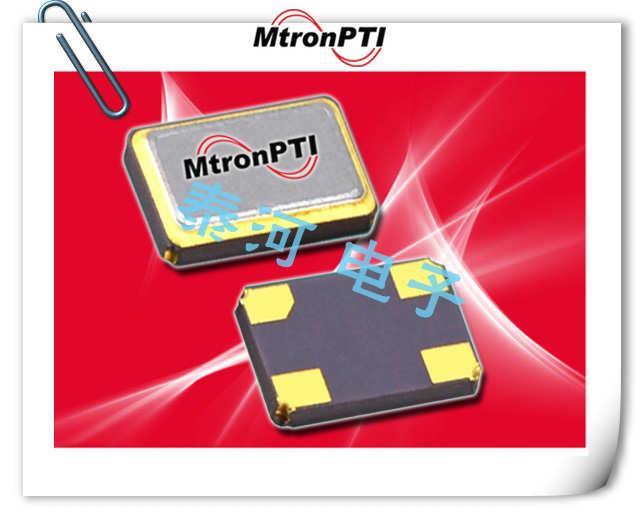 MTRONPTI晶振,贴片晶振,PP晶振,6035贴片晶体