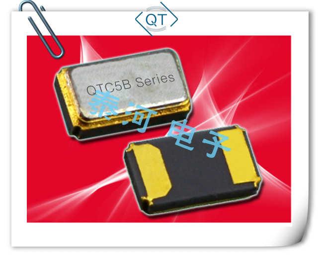 Quarztechnik晶振,贴片晶振,QTC5B晶振,石英晶体谐振器