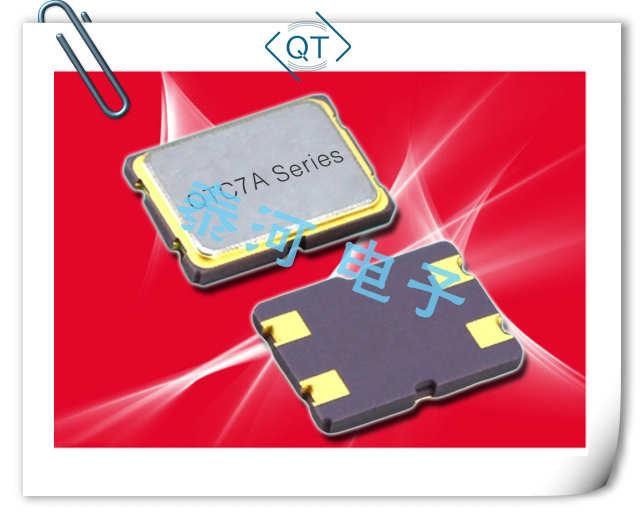 Quarztechnik晶振,贴片晶振,QTC7A晶振,低频7050晶体
