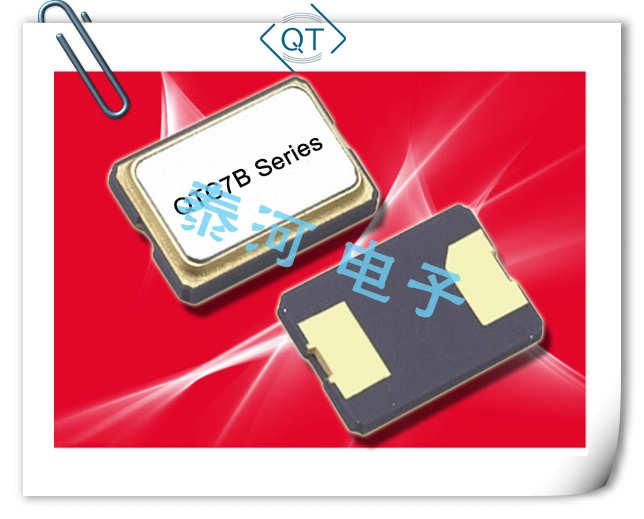 Quarztechnik晶振,贴片晶振,QTC6B晶振,6035无源晶振