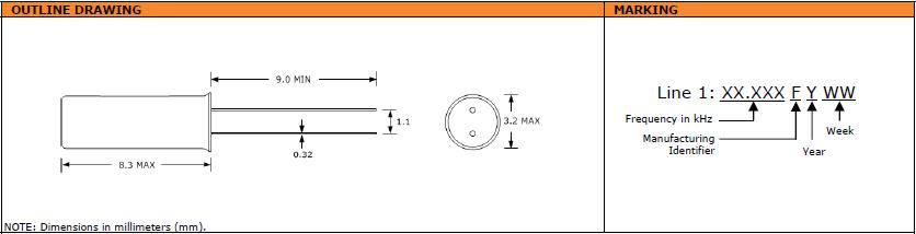 Suntsu晶振,石英晶振,SWT832晶振,3X8通信晶振