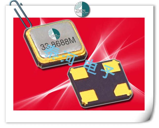 AEL晶振,贴片晶振,1.2mm x 1.0mm晶振,超薄石英晶振