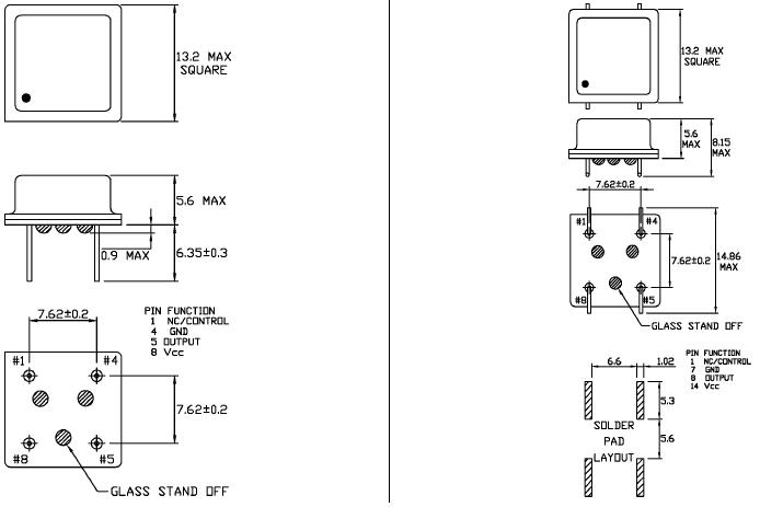 Cardinal晶振,石英晶振,C11晶振,水晶时钟振荡器