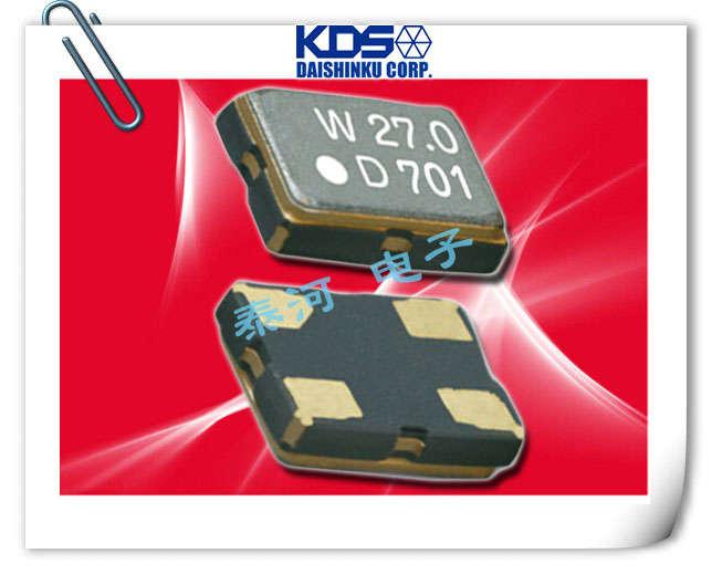 KDS晶振,贴片晶振,DSK321STD晶振,高精度计时用晶振