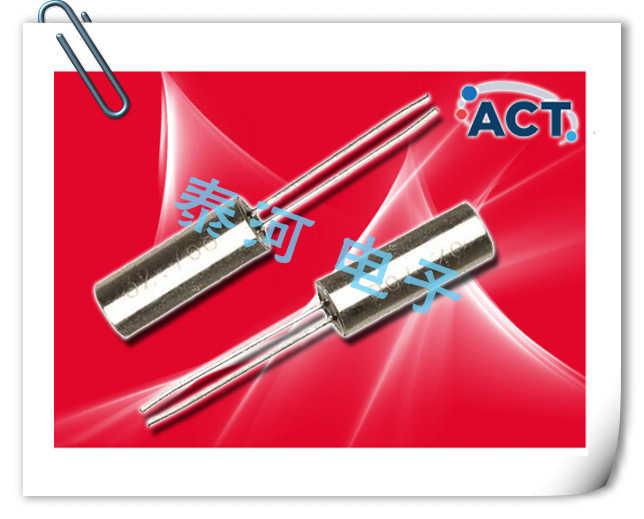 ACT晶振,石英晶振,3*8晶振,32.768KHZ插件表晶