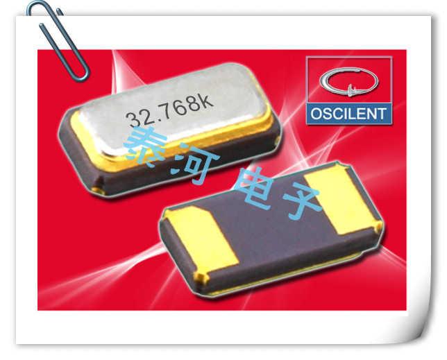 OSCILENT晶振,贴片晶振,229晶振,高稳定性3215晶体