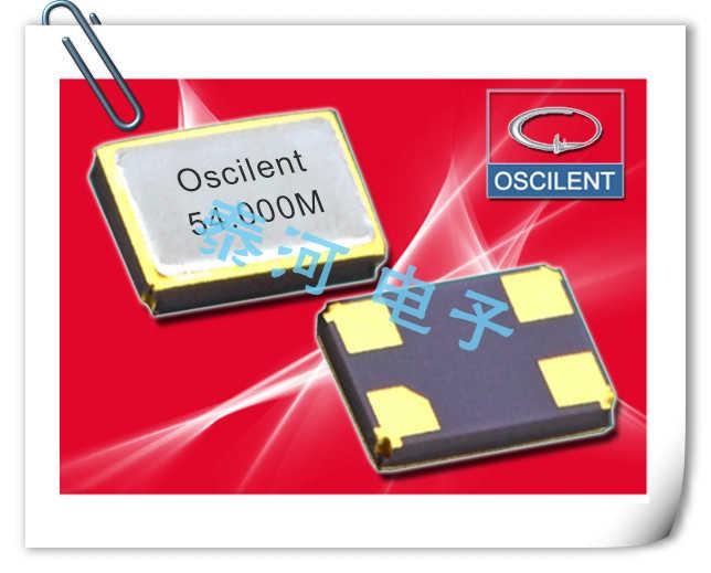 OSCILENT晶振,贴片晶振,295晶振,2016进口MHZ谐振器