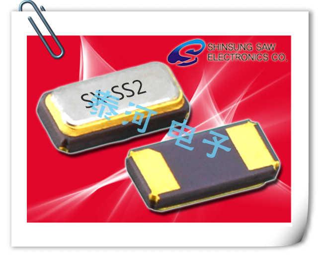 Shinsung晶振,贴片晶振,SX-SS2晶振,2脚5032压电石英水晶