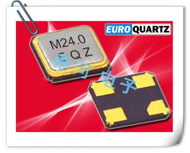 EUROQUARTZ晶振,贴片晶振,MT晶振,AT切割石英晶体