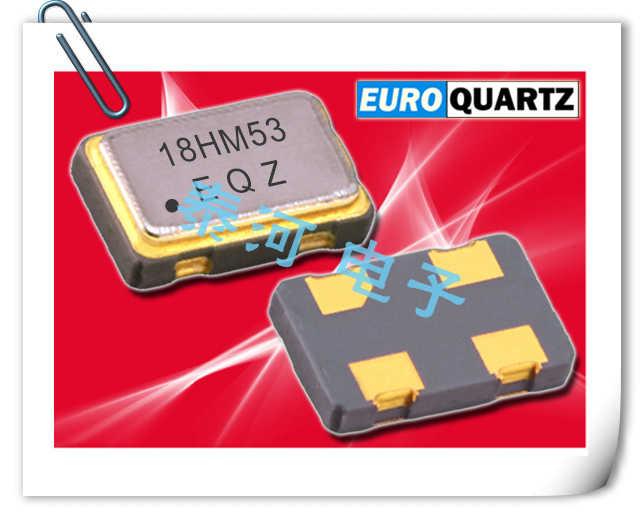 EUROQUARTZ晶振,贴片晶振,MJ晶振,GPS无源5032晶振
