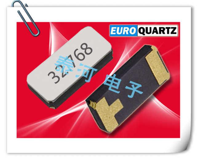 EUROQUARTZ晶振,贴片晶振,EQ160晶振,4819消费电子晶振