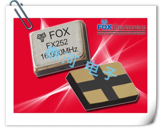 FOX晶振,福克斯晶振,FXA2520B晶振,FC2BABA_P晶振