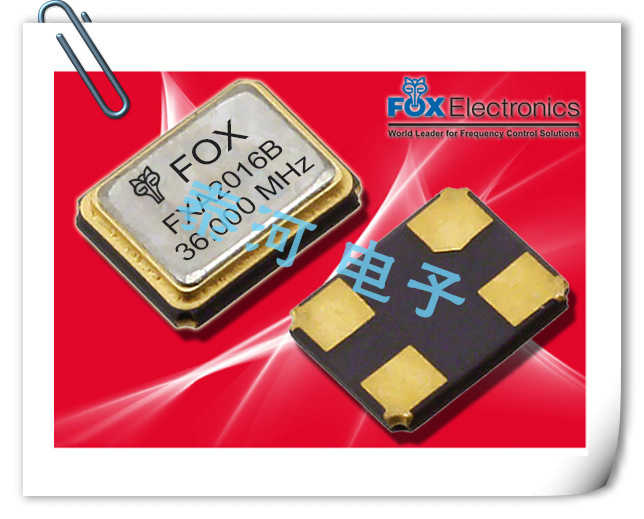 FOX晶振,福克斯晶振,FXA2016B晶振,C1BA石英晶振
