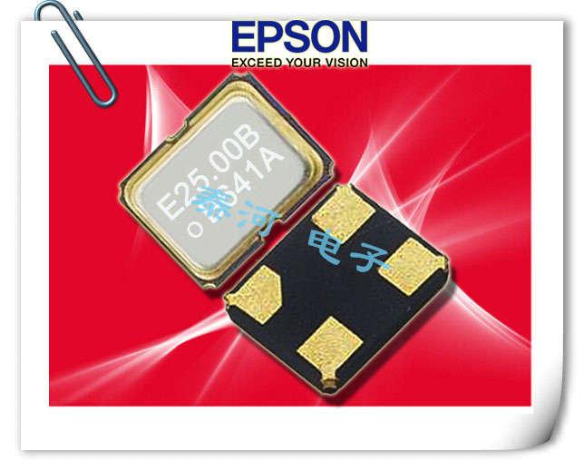 爱普生晶振,贴片晶振,SG-210SGB晶振,SG-210SGB 19.2000ML3晶振