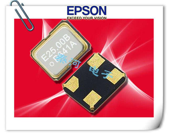 爱普生晶振,贴片晶振,SG-210SCH晶振,SG-210SCH 100.0000ML0晶振