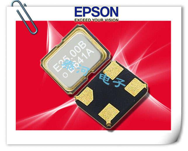 爱普生晶振,贴片晶振,SG-310SCN晶振,SG-310SCN 25.0000MJ3晶振