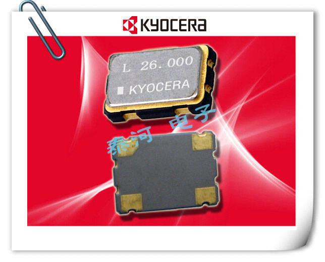 京瓷晶振,贴片晶振,FXO-310FL晶振,CMOS-IC晶振