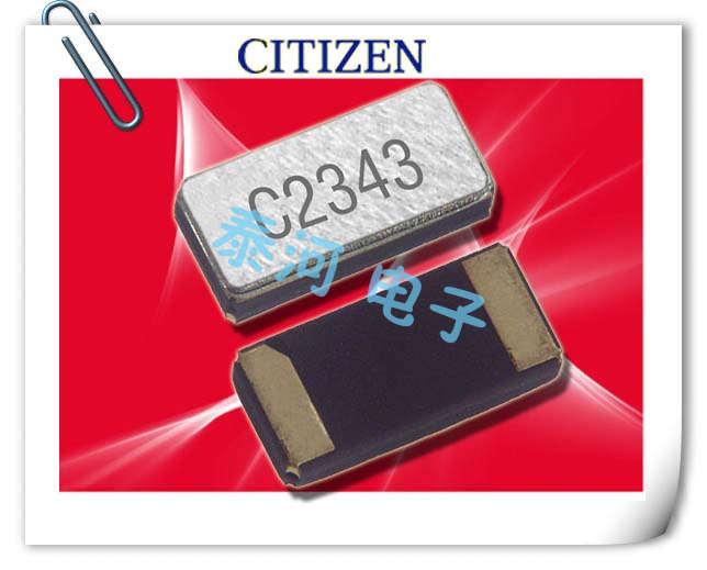 西铁城晶振,贴片晶振,CM1610H晶振,1.6*1.0mm音叉晶振