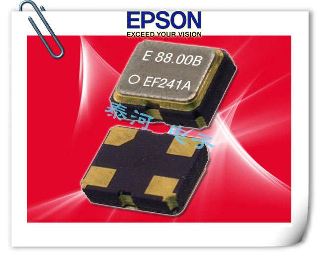 爱普生晶振,温补晶振,TG5032SFN晶振,正弦波输出压控温补晶振