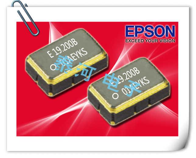 爱普生晶振,温补晶振,TG5032SGN晶振,5032高精准性温度补偿晶振