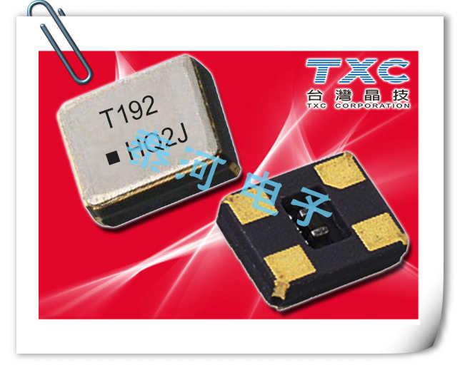 TXC晶振,贴片晶振,OW晶振,温度传感型石英晶体
