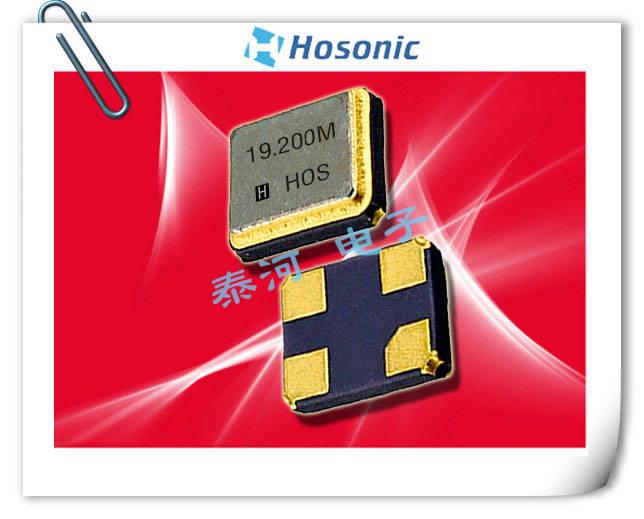 鸿星晶振,E3SB晶振,HCX-3SB晶振,3225金属面晶振